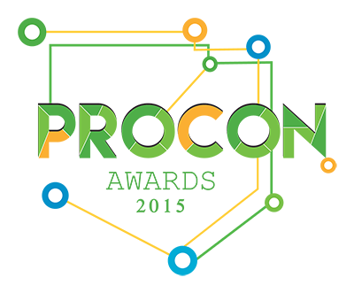 Logo Konkursu PROCON Awards 2015